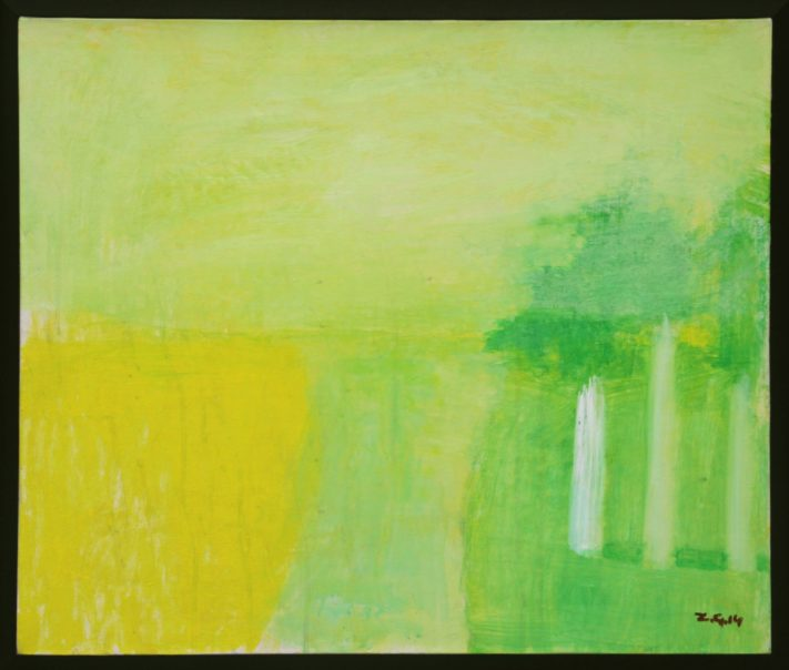 Green-58x68-oil-on-canvas