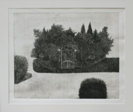 Rita-Khachaturyan-The-Garden-50x60-Etching