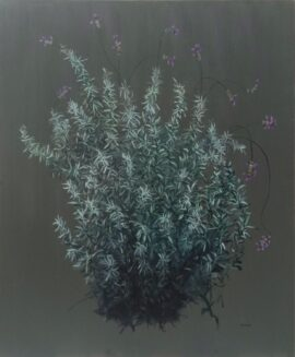 RIXA40-LAVANDER-120x100-Oil-on-canvas