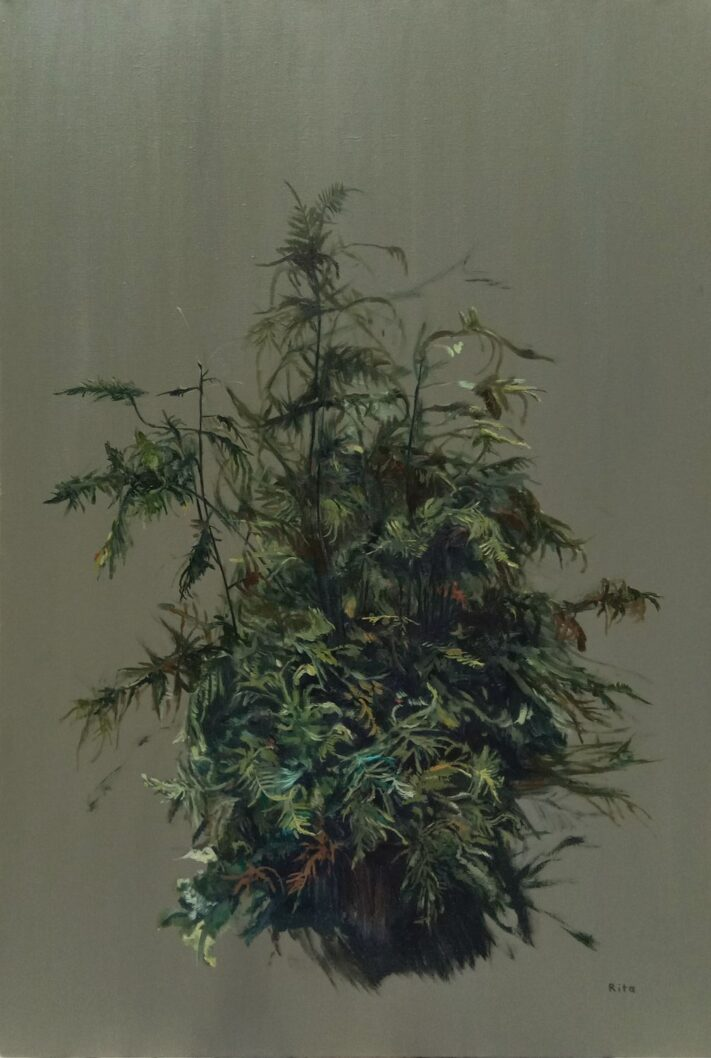 RIXA41-ASPARAGUS-100x66-oil-on-canvas
