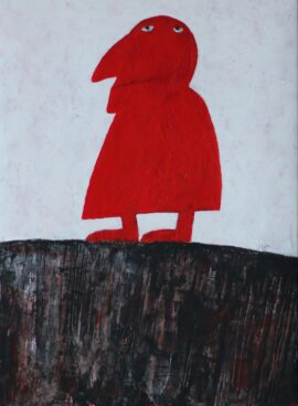 Kako Topuria - The Red Man