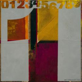 Tribute to Jasper Johns - 1